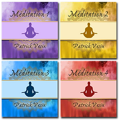 CD meditation-coffret