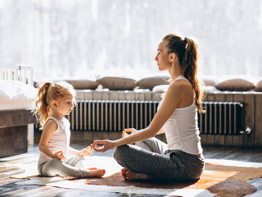 Trois exercices de méditation pour les enfants