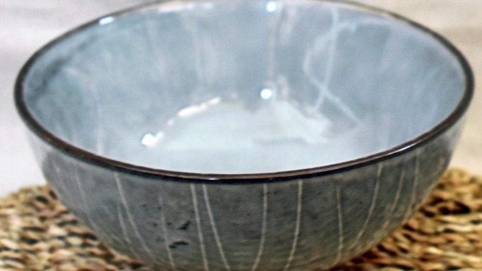 Bowl gris piedra(bajo)