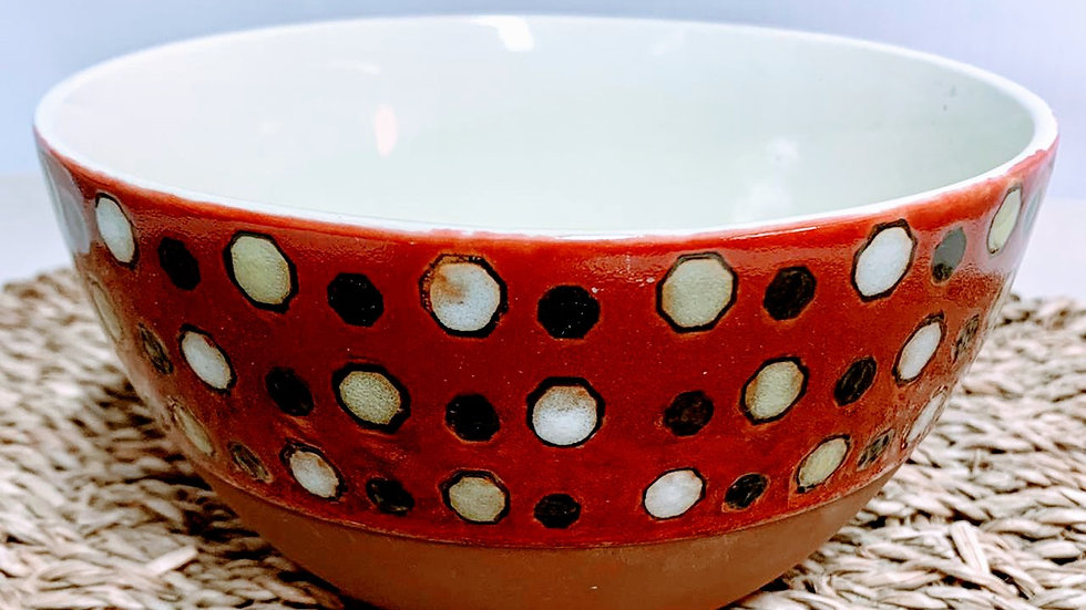Bowl lunares