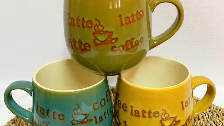 Mugs mate latte (surtidos)