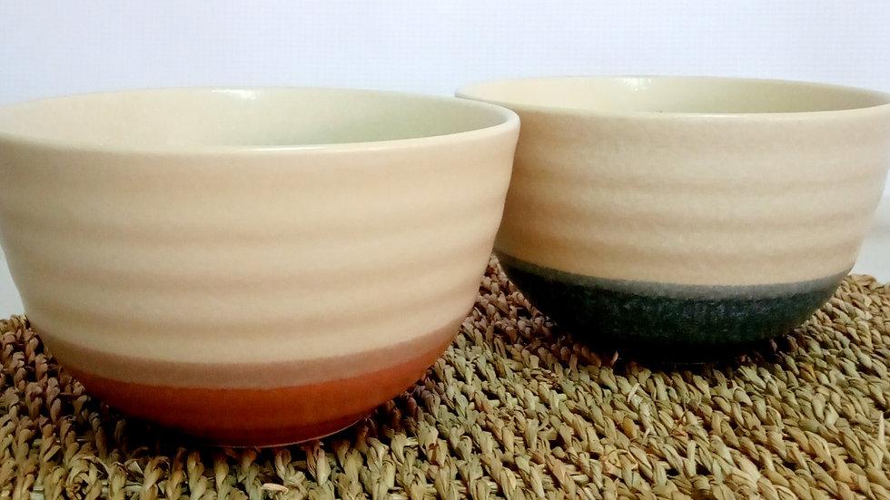 Bowl minimalista beige (surtido)