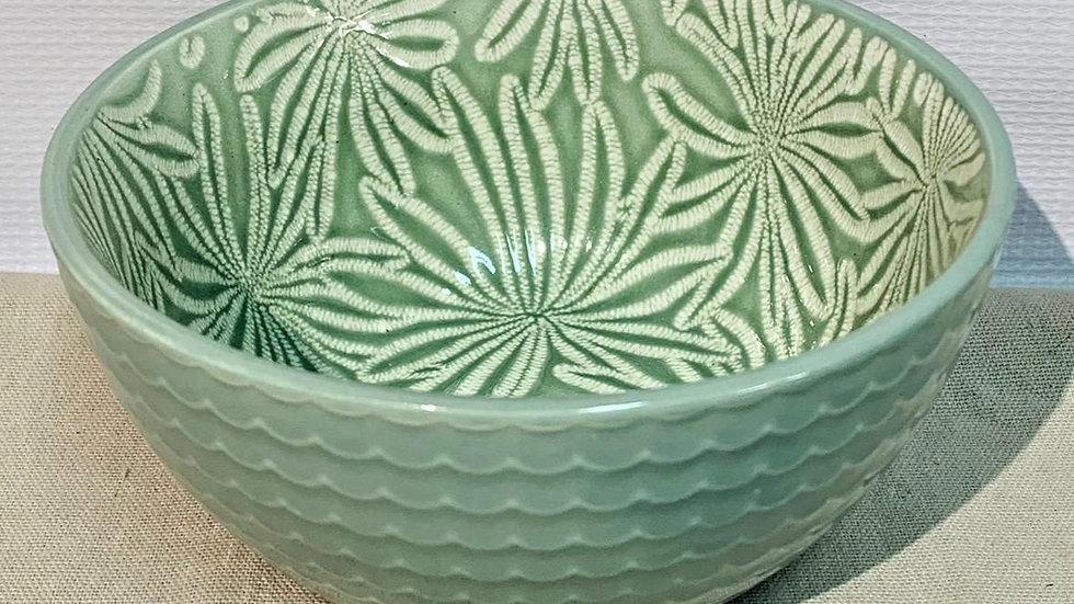 Bowl turkish hojas