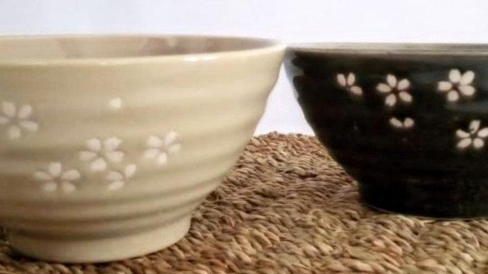 Bowl japonés (mediano) wch-c08