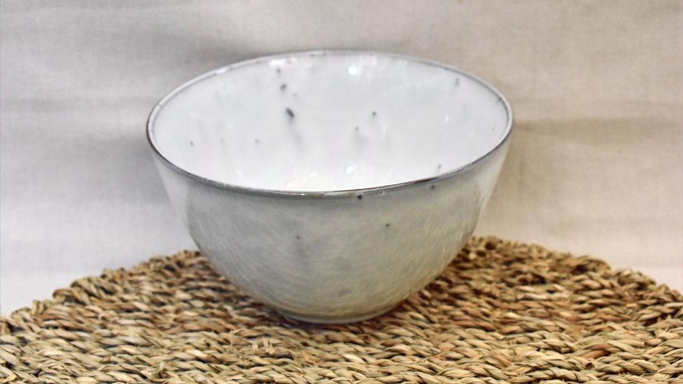 Bowl rústico crudo(alto)