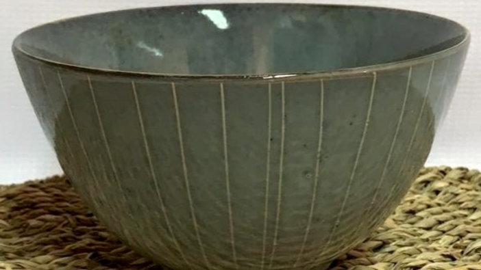 Bowl gris piedra (alto)