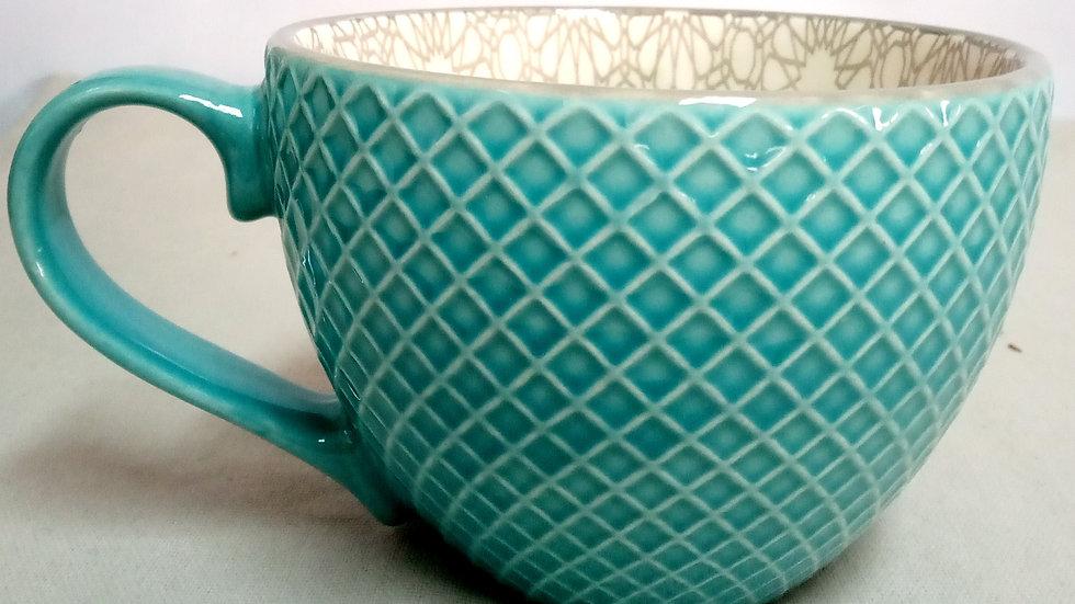 Mug calipso/gris
