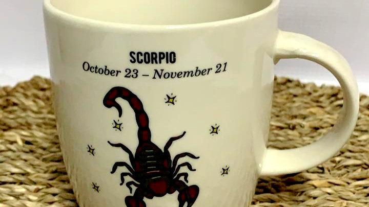 Tazón scorpio