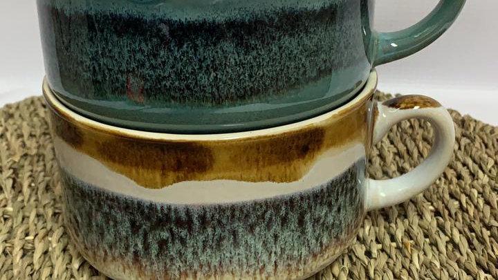 Tazón consomero (surtido colores)