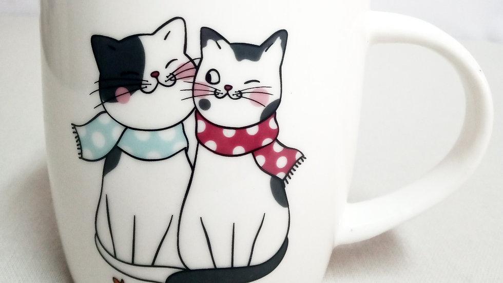 Mug cats