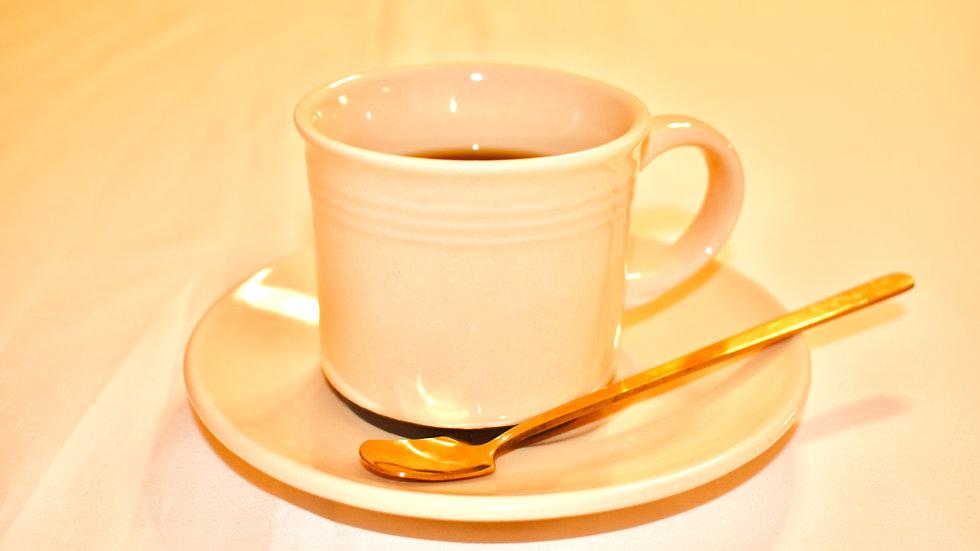 Juego de tazas (6) minimalista beige