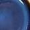 Thumbnail: Plato de fondo nórdico azul acero(detalle diseño,venta condicionada)