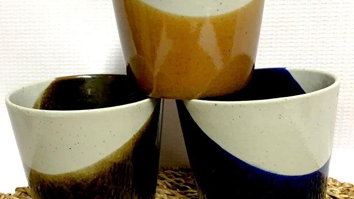 Vasos bicolor (surtidos)