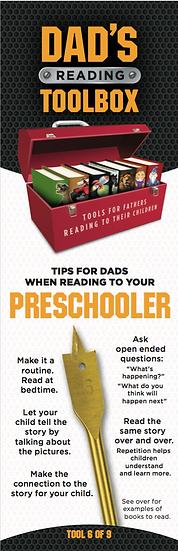 Preschooler Tipsheet