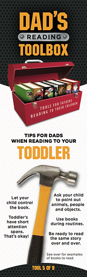 Toddler Tipsheet
