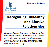 Recognizing Unhealthy Relationships