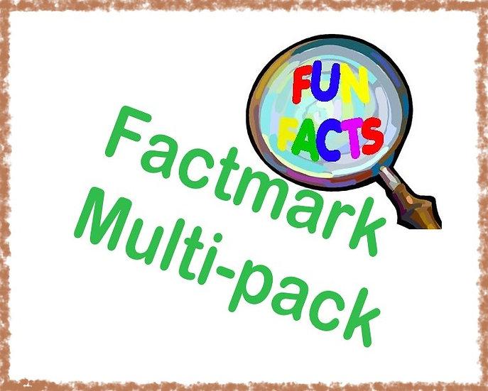 Factmark Multi-pack