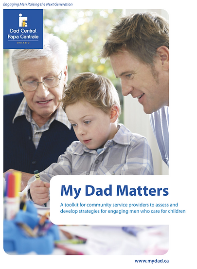 My Dad Matters Online Certification