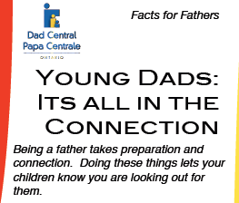 Young Dads: Its All in the Connection