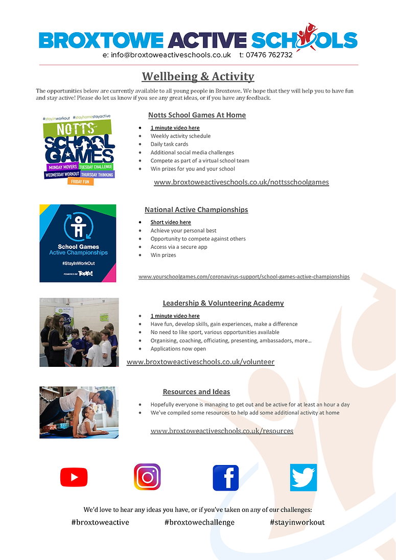 BAS Newsletter May 2020 - Secondary.png