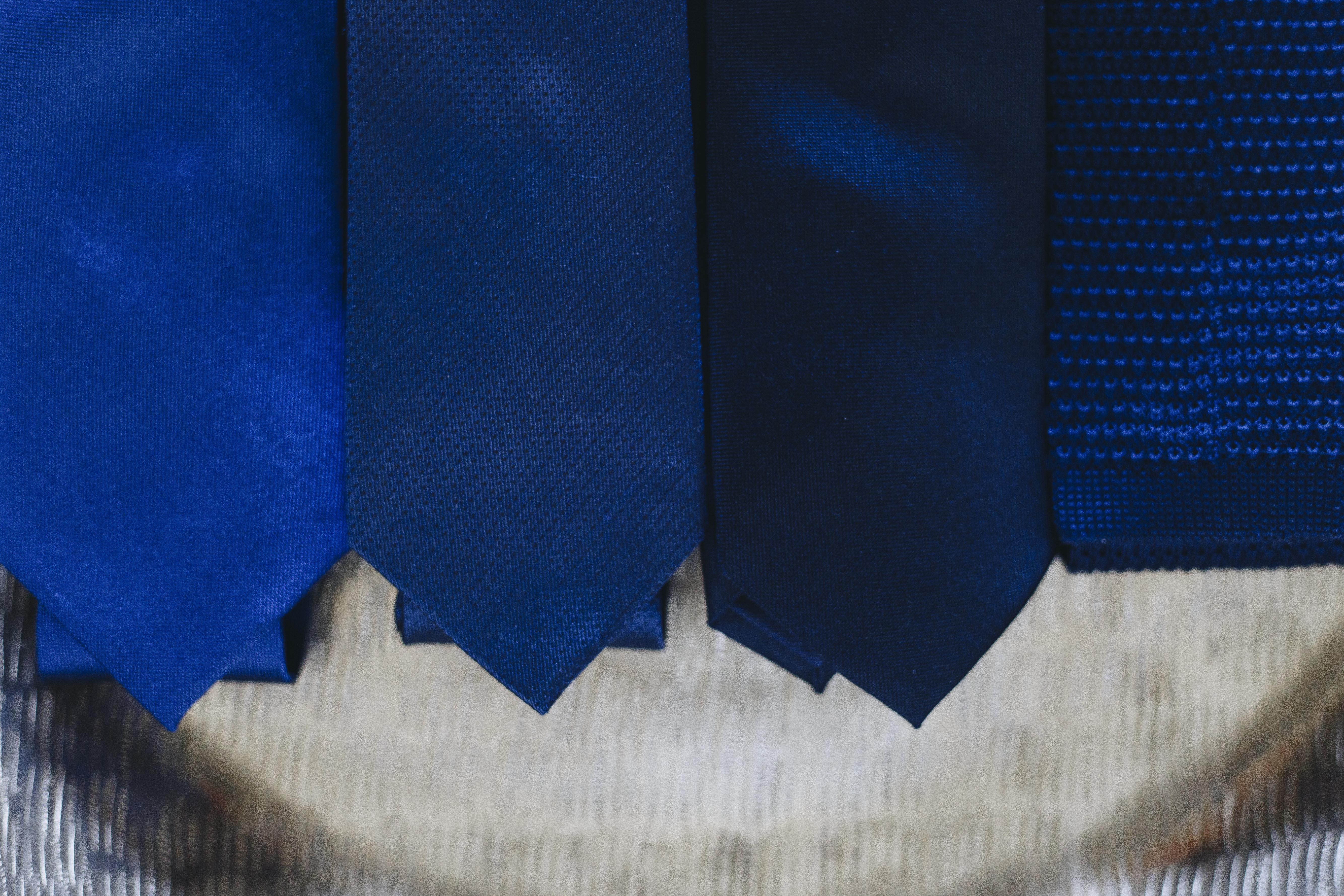 Cravates JamesandHarvey