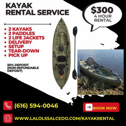 Kayak Rental Service