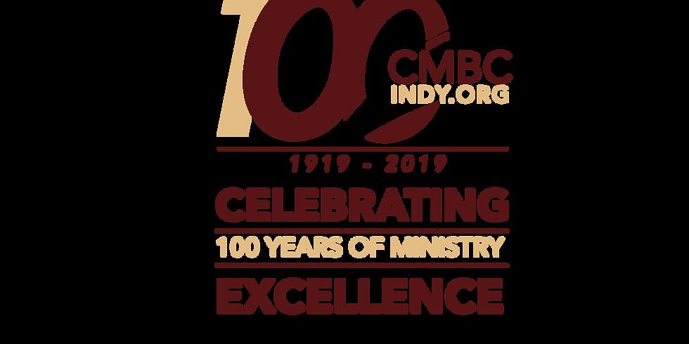 CMBCIndy.org 100th Church Anniversary