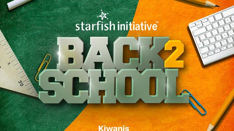 Back 2 School Kick-Off 2020