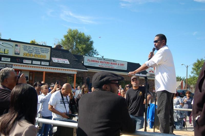 Pastor g speaking1
