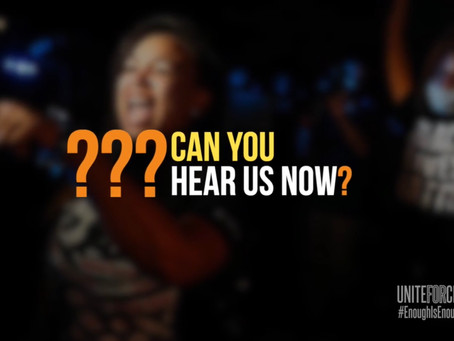 Can You Hear Us Now?