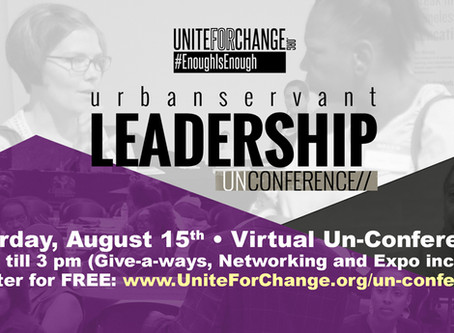 'Unite for Change' event encourages community to take action together