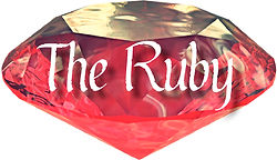 Ruby like Glass