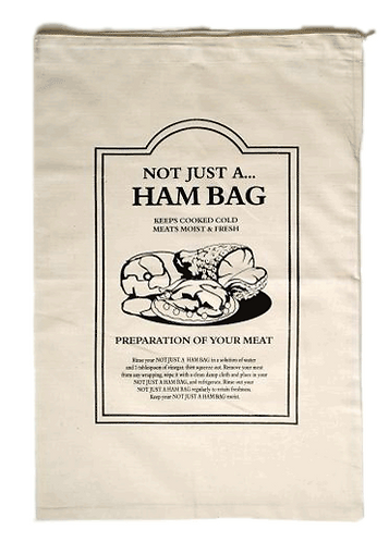 Not Just a Ham Bag
