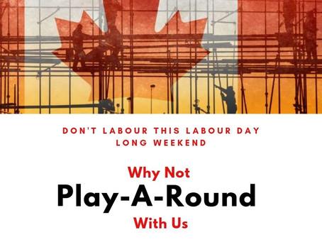 No Labour - Labour Day