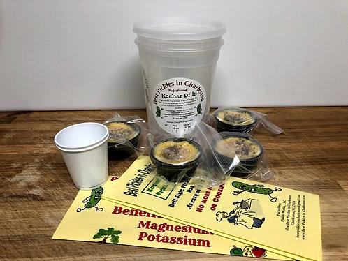 Kosher Dill Pickle Kit REFILL