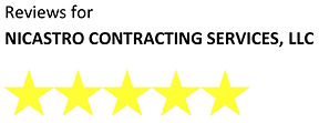 Reviews for Nicastro Contracting Servies LLC