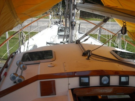 Sea Sprite, Cockpit FWD view (2016_02_28