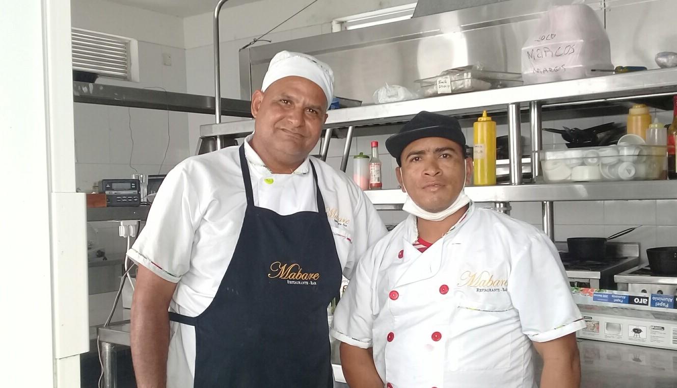 los chefs