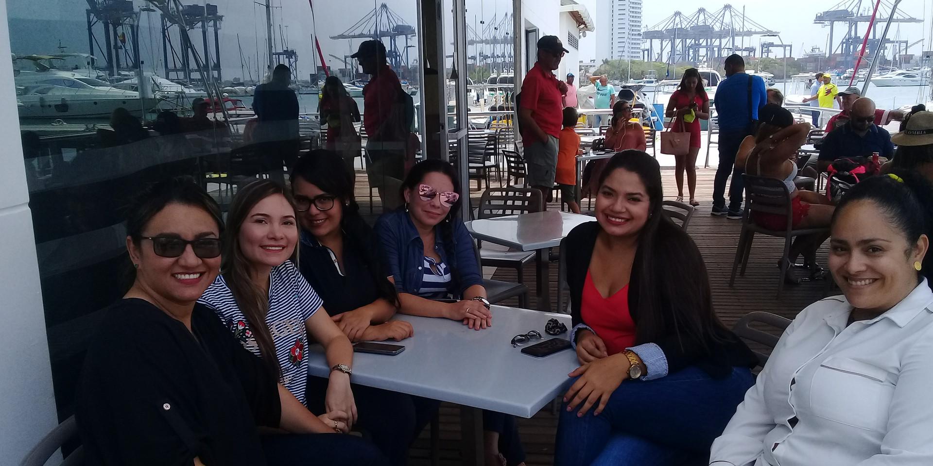 club Nautico admin team