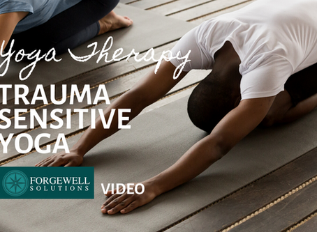 Yoga Therapy: Trauma Sensitive Yoga with Donna Melchionno, 500hr Certified Yoga Instructor