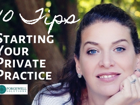 10 Tips for Starting a Private Practice in Counseling in Massachusetts