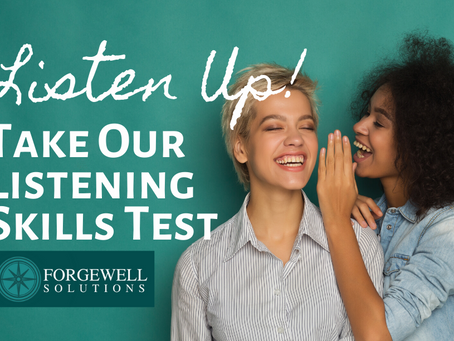Listen up! Take Our Listening Skills Test