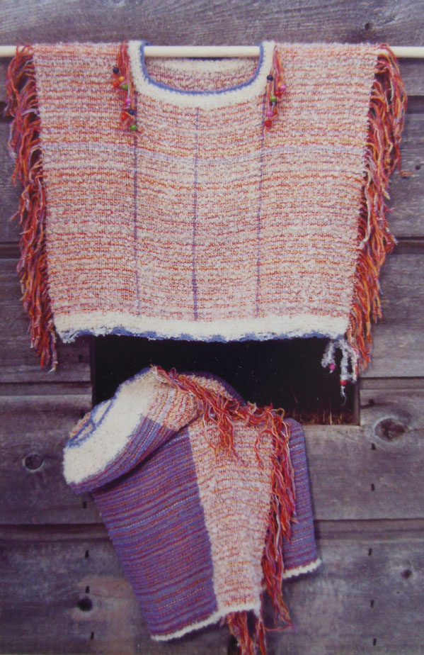 Woven Top and Skirt