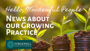 News: Our Growing Practice
