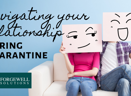 VIDEO: Navigating your Relationship During Quarantine with Cassie Len, LMFT