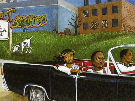 TODAY IN HIP-HOP HISTORY: THE CLIPSE RELEASE THEIR DEBUT LP 'LORD WILLIN' 19 YEARS AGO