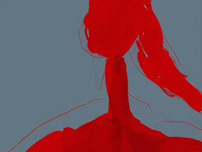 ALBUM COVERKanye West - Donda  (Artwork by Louise Bourgeois)