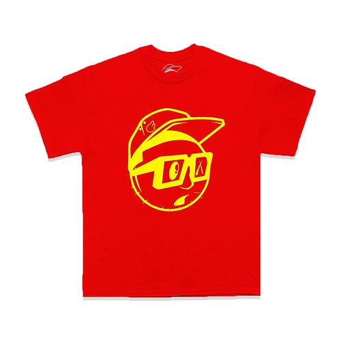 BIG HEAD KIX RED/YEL