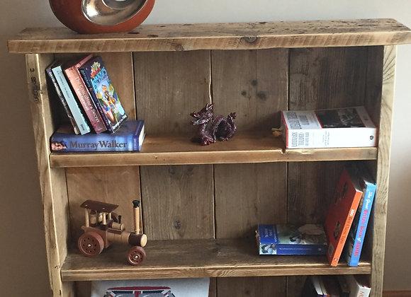 Bespoke Wooden Bookcase