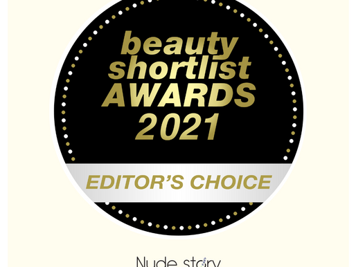 【榮獲國際The Beauty Shortlist Awards獎項】